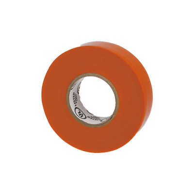 Warrior Wrap 7mil General Vinyl Electrical Tape Orange 0.75 inch x 60 ft - Part Number: 9001-23100