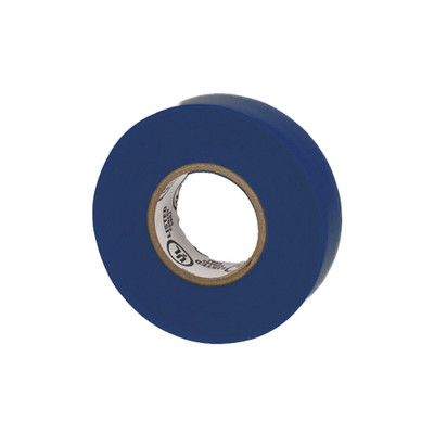 Warrior Wrap 7mil General Vinyl Electrical Tape Blue 0.75 inch x 60 ft - Part Number: 9001-26100