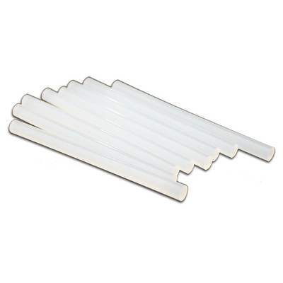 Glue Sticks, for 9005-10230, 8 pack, 4 inches long. 7.5mm diameter - Part Number: 9005-10250