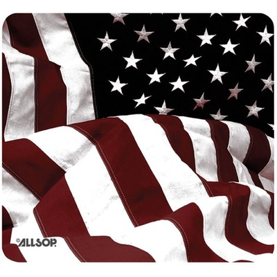 Mouse Pad, American Flag - Part Number: 90D5-01110