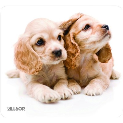 Mouse Pad, Puppies - Part Number: 90D5-01115