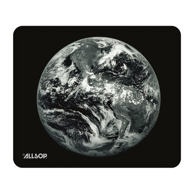 Mouse Pad, Earth - Part Number: 90D5-01119
