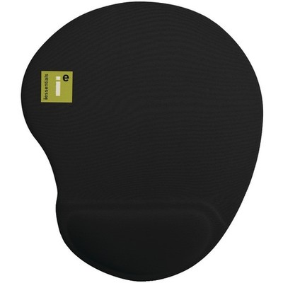 Gel Mouse Pad, Black - Part Number: 90D5-01310