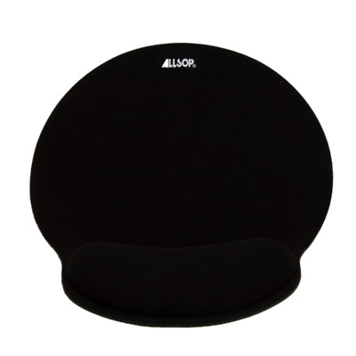 Memory Foam Mouse Pad (Black) - Part Number: 90D5-01411