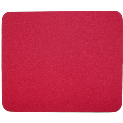 Red Mouse Pad 6mm (25.5 x 22cm) - Part Number: 90D5-5200RD