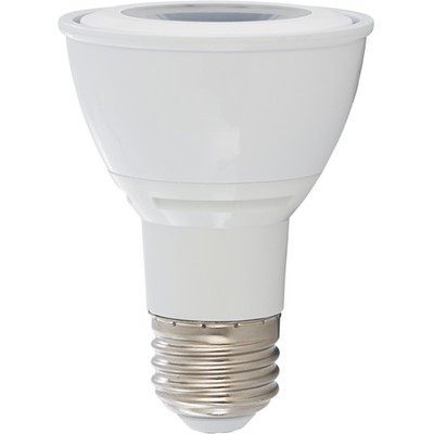 Verbatim, LED Light Bulb, PAR20, High CRI Warm White 7W, 3000K, P20-L470-C30-B25-90-W - Part Number: 90L1-00101
