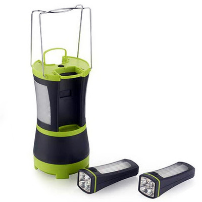 60 LED Multi Function Camping/Emergency Lantern with detachable flashlight - Part Number: 90W1-10100