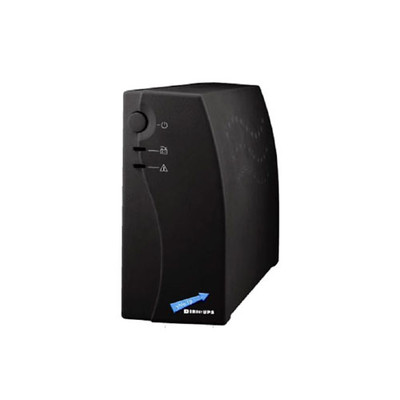 DP 1000 UPS Direct Pro Series, Black, 1000 VA (Volt Amps), Uninterrupted Power Supply - Part Number: 91W1-11000