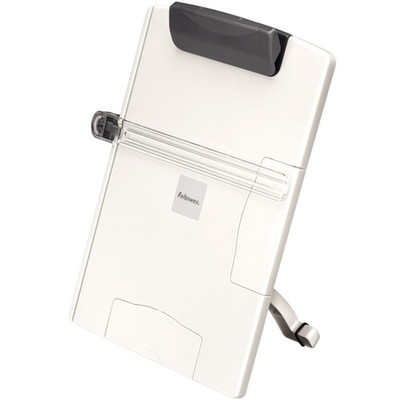 Desktop Copyholder, 9-3/8 x 8 x 12-3/4 inches, Platinum/Graphite - Part Number: 9301-00108